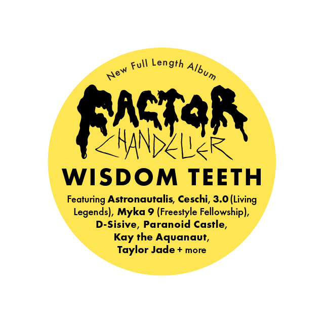 Factor Chandelier - Wisdom Teeth